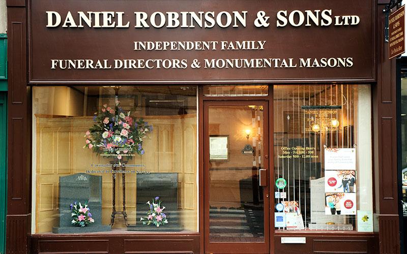 Daniel Robinson & Sons epping