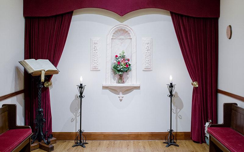 Daniel Robinson & Sons bishop stortford chapel of rest