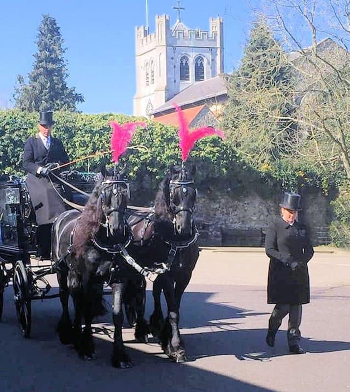 horsedrawn waltham abbey